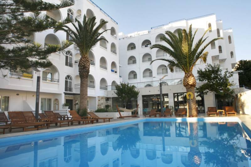 Hotel Glaros Beach - Chersonissos - Heraklion Kreta